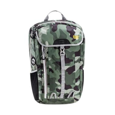 Caterpillar Mont Blanc Backpack Pria - Army