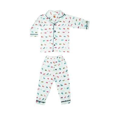 PLEU Piyama Krah Boy Baju Tidur Bayi Laki-laki