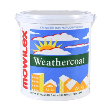 Mowilex Emulsion Weathercoat Putih 20 L