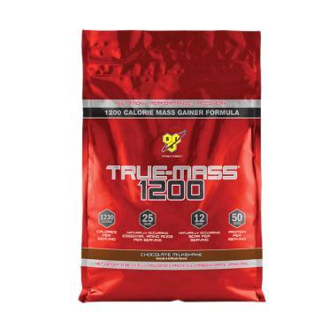 BSN True Mass 1200 Chocolate Milkshake Suplemen [10Lbs]