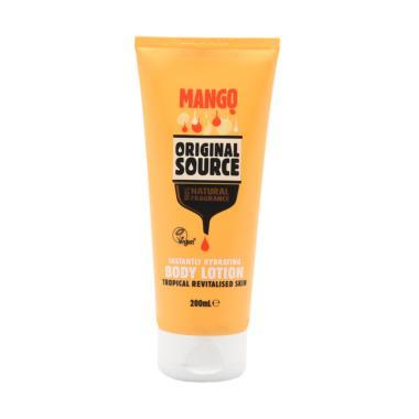 Original Source Mango Body Lotion [200 mL/ Tube]