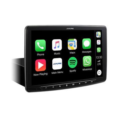 harga ALPINE iLX-F309E Digital Audio Multimedia Station Apple Car Play Android Head Unit Mobil Blibli.com