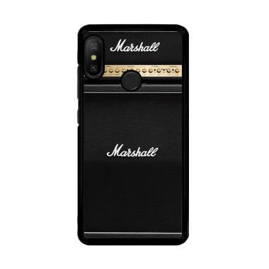 harga Flazzstore Marshall Guitar Amplifier X5625 Premium Casing for Xiaomi Mi 6X or Mi A2 Blibli.com