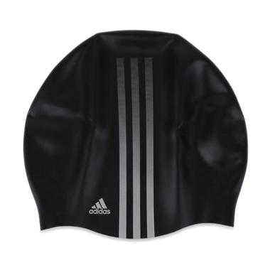 adidas Graphic Silicone Adult s Swimming Cap c617082124