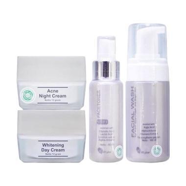 MS Glow Acne Series Paket Perawatan Jerawat