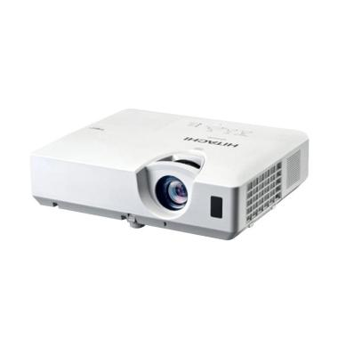 harga JCC CPUCOM - Hitachi CP-ED32X Projector - Putih [XGA 3200 Lumens] Blibli.com