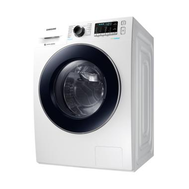 harga Samsung WW90J54E0BW Mesin Cuci Front Load White Blibli.com