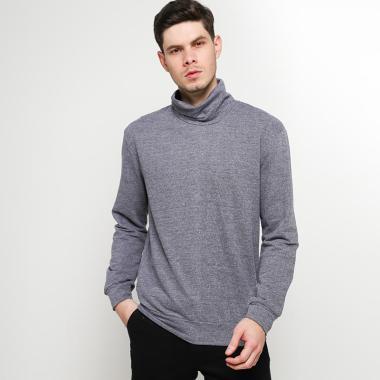 9To12 Men Alor Sweater Pria - Grey [WLSAB008(1)-59]