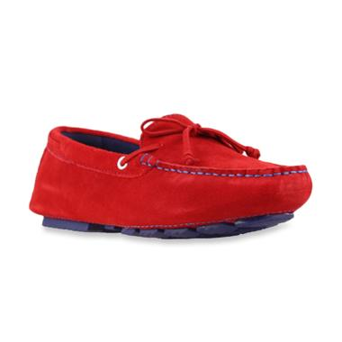 Hush Puppies Kb44565Rd Naarah-Iii In Loafer Wanita - Red c6a8bd582e