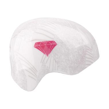 harga Disney Soy Luna Kids Sports Helmet for Skateboarding - White [33 x 21 x 18 cm] Blibli.com
