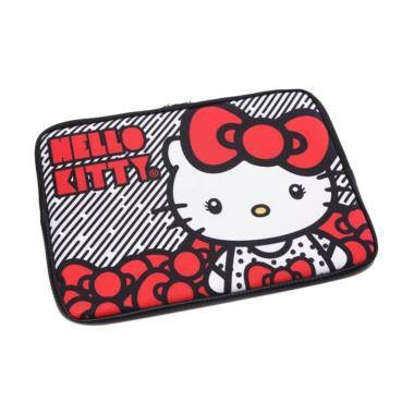 harga Cooltech Strip Hello Kitty Tas Laptop - Hitam Merah [14 Inch] Blibli.com