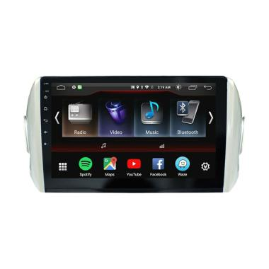 MTECH Android Full HD Touchscreen Special OEM Head Unit for Innova Reborn  [10 Inch / Wi-Fi / 4G / LTE]