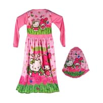 Baju Muslim Hello Kitty Anak 9