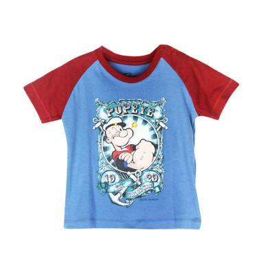 Popeye 3H82M Baby T-Shirt Anak Lengan Pendek - Bitu