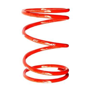 harga KTC Per CVT Yamaha Aerox 2000 RPM - Merah - Aksesoris Motor - Variasi Motor - PROMO ONLINE Red Blibli.com