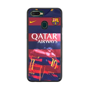 Cococase Barcelona Qatar Airways Football Club Team L1979 Casing for Oppo A7