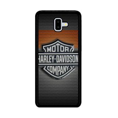 harga Flazzstore Motor Harley Davidson Logo Z4053 Premium Casing for Samsung Galaxy J6 Plus Blibli.com
