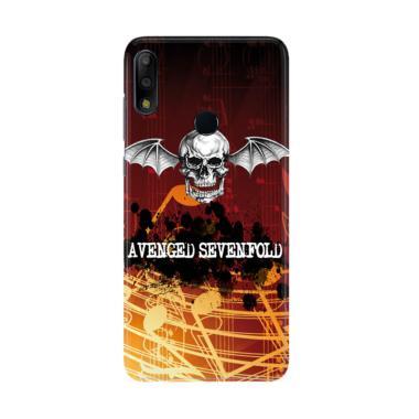 harga Flazzstore Avenged Sevenfold R0185 Premium Casing for Asus Zenfone Max Pro M2 ZB631KL Blibli.com