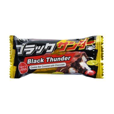 Delfi Black Thunder Cokelat [21 g]