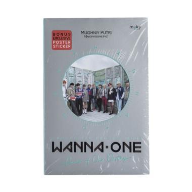 harga Moka Media Wanna One : Power Of Our Destiny by Mughniy Putri Buku Blibli.com