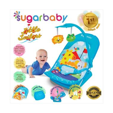 Sugar Baby Infant Seat Little Sailors Baby Bouncer -... Rp 199.800 Rp 250.000 20% OFF