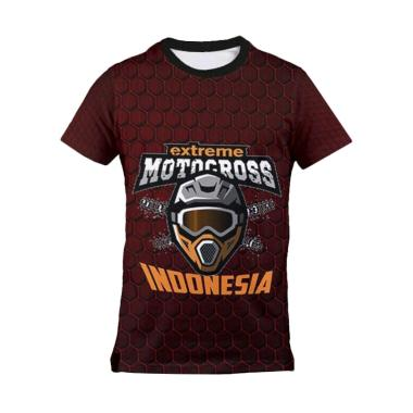 harga Kaos Urban Jersey Motocross Trail KTM Downhill FK0146 Kaos Olahraga Pria - Merah Blibli.com