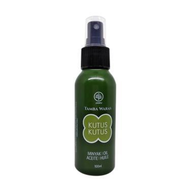 harga Kutus Kutus Asli Tamba Waras Minyak Herbal [100mL/ Limited Edition] Blibli.com