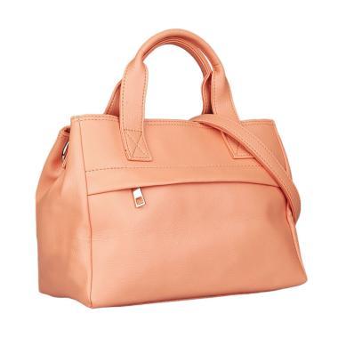 f9bb23bc15b Wilia Jasmine Shoulder Bag Tas Wanita - Peach