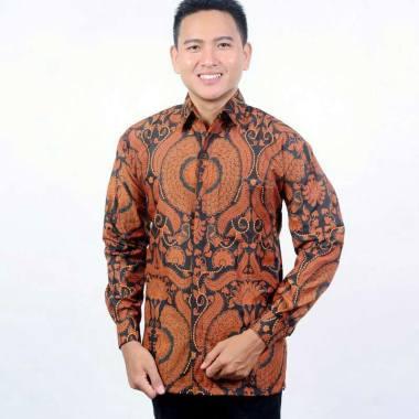 Batik KM Kemangi Kemeja Pria. Rp 100.000 Rp 200.000 50% OFF. Terbaru. Batik  ... db8aad4155