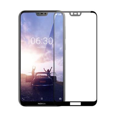 harga OEM LP Full Glue Tempered Glass Screen Protector for Nokia 6.1 Plus Blibli.com