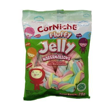 CORNICHE Fluffy Jelly Marshmallow [70 g]