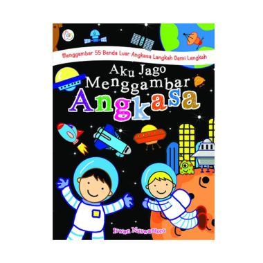 harga Cerdas Interaktif Buku Indonesia Aku Jago Menggambar Angkasa Blibli.com