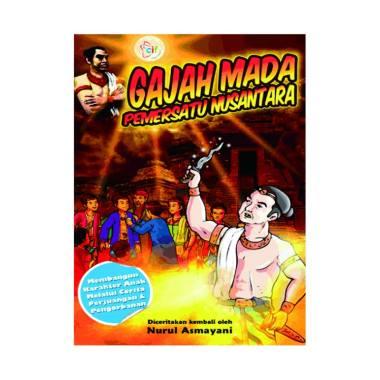 harga Cerdas Interaktif Buku Indonesia - Gajah Mada Pemersatu Nusantara Buku Biografi Blibli.com