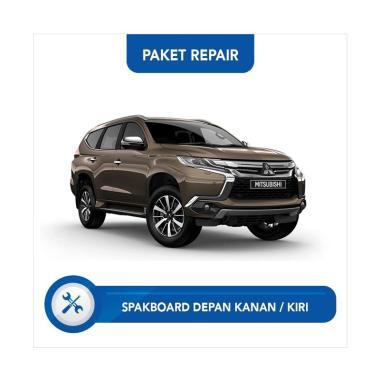 harga Subur OTO Paket Jasa Reparasi Ringan & Cat Mobil for Mitsubishi Pajero [Spakbor Depan Kanan atau Kiri] Blibli.com