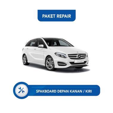 harga Subur OTO Paket Jasa Reparasi Ringan & Cat Mobil for Mercy B Class [Spakbor Depan Kanan or Kiri] Blibli.com