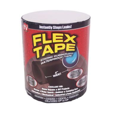 harga Flex Tape Rubberized Waterproof  Isolasi Lakban Anti Bocor Blibli.com