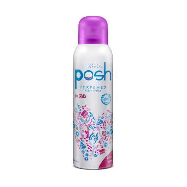 Posh Love Song Women Body Spray [150 mL]