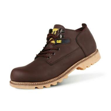 7c061852c3a Sepatu Boots Pria Coklat - Harga Terbaru Juni 2019 | Blibli.com