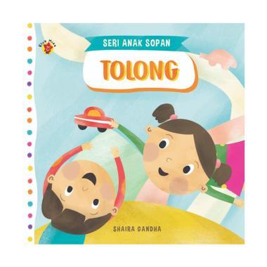 Elex Media Komputindo Seri Anak Sopan Tolong by Shaira Gandha Buku Edukasi  Anak