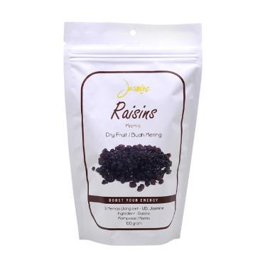 harga JASMINE Dark Raisin Dry Fruit [100 g] Blibli.com