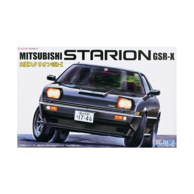 Fujimi Mitsubishi Starion GSR-X Model Kit [1:24]