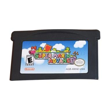 Bluelans US Version Super Mario Bros Advance 2/3/4 Game Cards Cartridge for Nintendo GBA