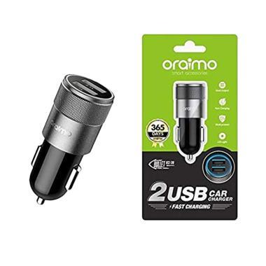 Oraimo OCC-31D Bullet 2 USB Car Charger
