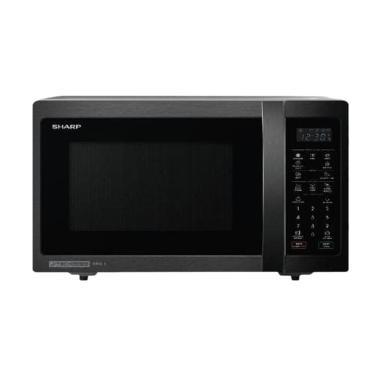 harga SHARP R-751GX (BS) Microwave Grill Inverter Blibli.com