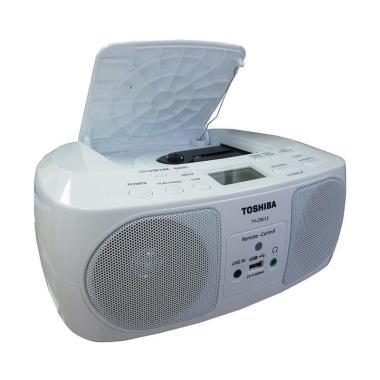 Toshiba Tycru-12 USB Radio Casset CD Player Portable
