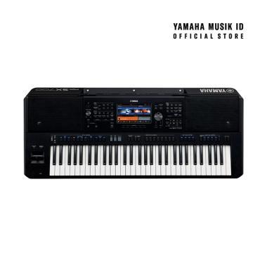 harga Yamaha PSR-SX700 Portable Keyboard BLACK   - Blibli.com