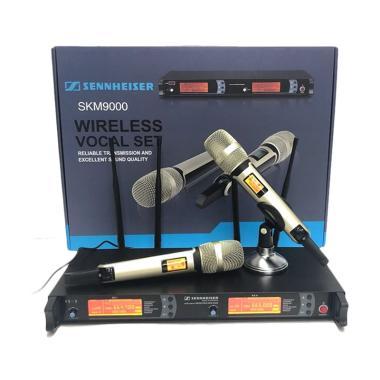 harga Sennheiser SKM 9000 Wireless Mic [4 Antena] Blibli.com