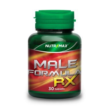 harga Nutrimax Male Formula RX Suplemen Kesehatan [30 Tablet] Blibli.com