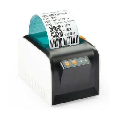 harga Gprinter GP3100TU Thermal Label Printer [Bluetooth Version] Hitam Blibli.com