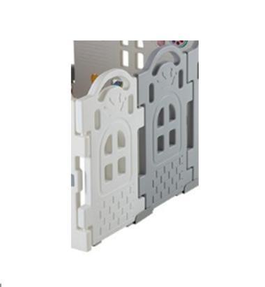 Parklon Extra Panel Fence Magic Castle Monochrome